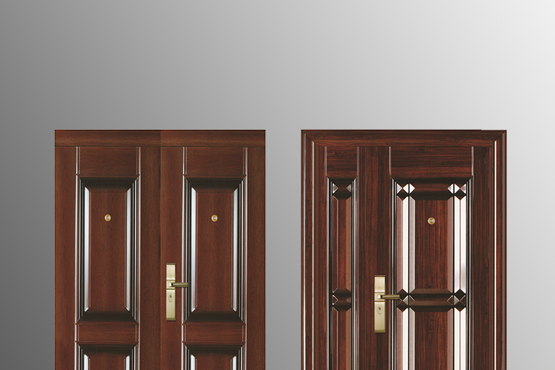 Steel Double Doors & Royal King Doors | Home